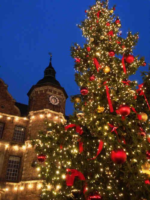 Weihnachtsbaum dusseldorf eller